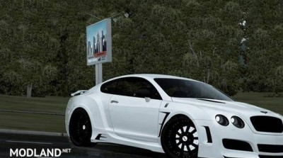 Bentley Continental GT Platinum [1.5.0], 1 photo